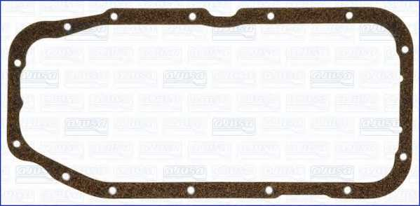 Прокладка, масляный поддон AJUSA 14051600 - изображение