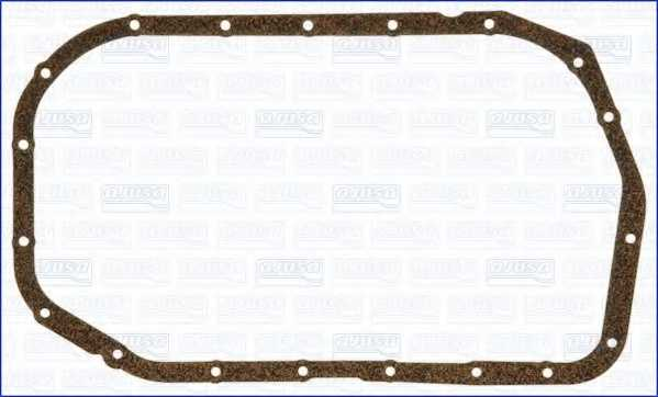 Прокладка, масляный поддон AJUSA 14069900 - изображение