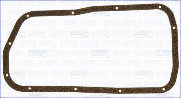Прокладка, масляный поддон AJUSA 14072100 - изображение