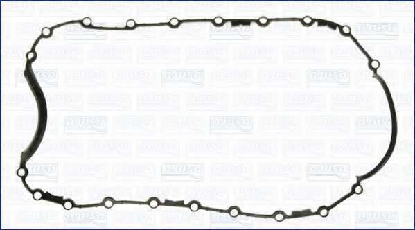 Прокладка, масляный поддон AJUSA 14075500 - изображение