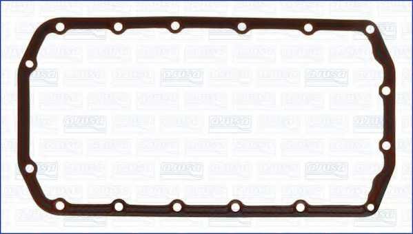 Прокладка, масляный поддон AJUSA 14096200 - изображение
