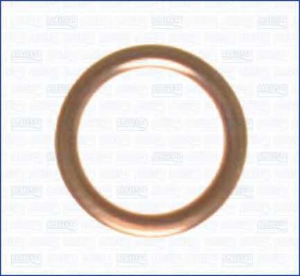 Уплотнительное кольцо AJUSA 18000900 - изображение