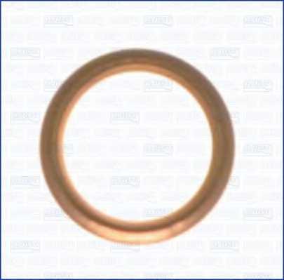 Уплотнительное кольцо AJUSA 18001000 - изображение