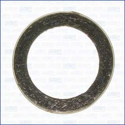 Уплотнительное кольцо выхлопной трубы AJUSA 19002000 - изображение