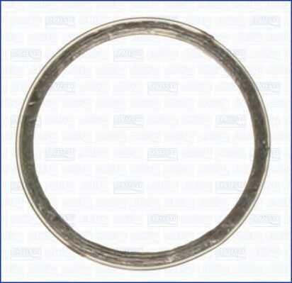 Уплотнительное кольцо выхлопной трубы AJUSA 19003600 - изображение