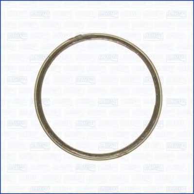 Уплотнительное кольцо выхлопной трубы AJUSA 19004400 - изображение