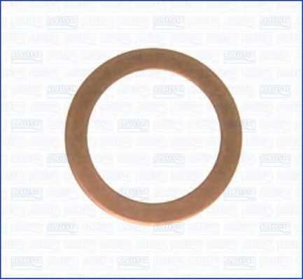 Уплотнительное кольцо AJUSA 21017400 - изображение