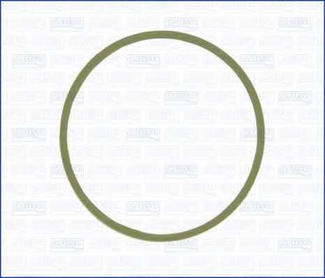 Прокладка выпускного коллектора AJUSA 24021400 - изображение