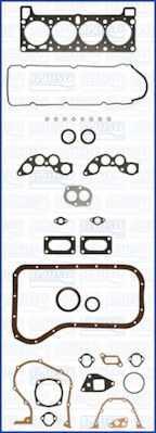 Комплект прокладок двигателя AJUSA 50021900 - изображение