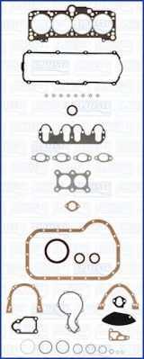 Комплект прокладок двигателя AJUSA 50107300 - изображение