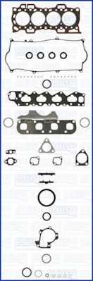 Комплект прокладок двигателя AJUSA 50120700 - изображение