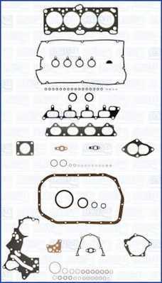 Комплект прокладок двигателя AJUSA 50139400 - изображение