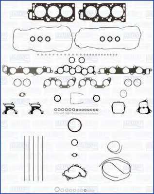 Комплект прокладок двигателя AJUSA 50177900 - изображение