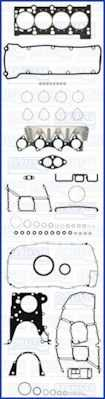 Комплект прокладок двигателя AJUSA 50184200 - изображение