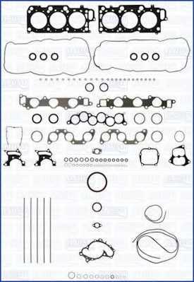 Комплект прокладок двигателя AJUSA 50221100 - изображение