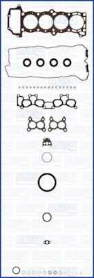 Комплект прокладок двигателя AJUSA 50223500 - изображение