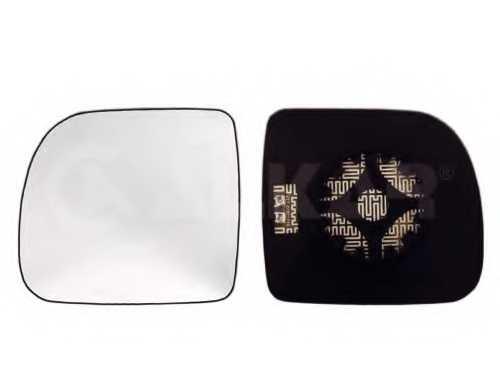 Зеркальное стекло наружнего зеркала ALKAR 6423156 - изображение