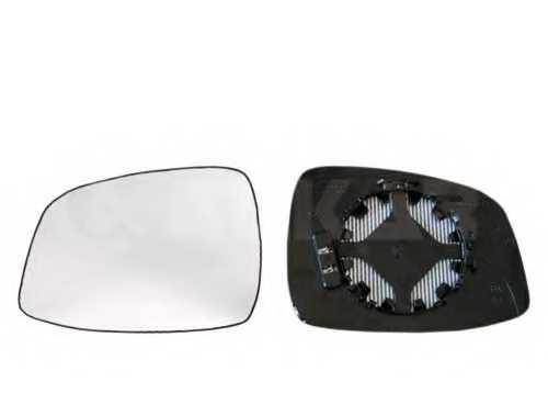 Зеркальное стекло наружнего зеркала ALKAR 6431996 - изображение