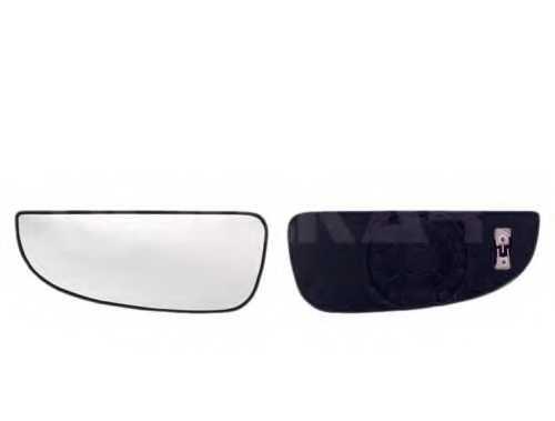 Зеркальное стекло наружнего зеркала ALKAR 6441922 - изображение