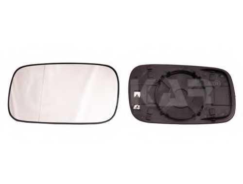Зеркальное стекло наружнего зеркала ALKAR 6471154 - изображение