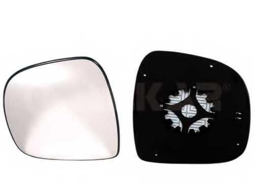 Зеркальное стекло наружнего зеркала ALKAR 6472969 - изображение