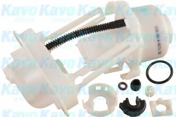 Фильтр топливный AMC Filter MF-550 - изображение