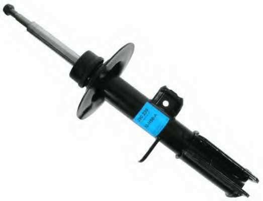 Амортизатор BOGE 32-H58-A - изображение
