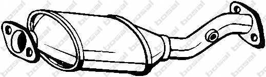 Катализатор BOSAL 099-449 - изображение
