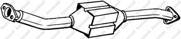 Катализатор BOSAL 099-714 - изображение