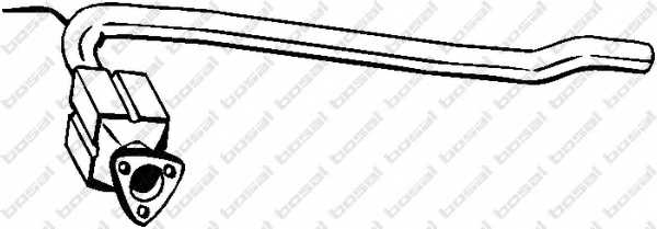 Катализатор BOSAL 099-895 - изображение