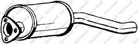 Предглушитель выхлопных газов BOSAL 105-059 - изображение