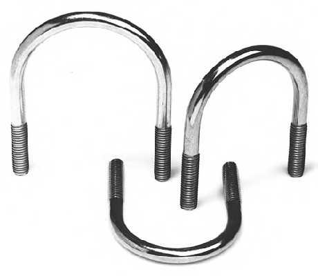 Клемма системы выпуска BOSAL 250-665 - изображение 1