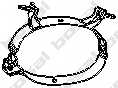 Кронштейн системы выпуска ОГ BOSAL 251-016 - изображение