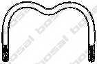 Кронштейн системы выпуска ОГ BOSAL 251-087 - изображение