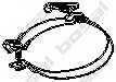 Кронштейн системы выпуска ОГ BOSAL 251-916 - изображение