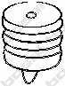 Резиновые полоски системы выпуска BOSAL 255-001 - изображение