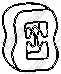 Резиновые полоски системы выпуска BOSAL 255-075 - изображение