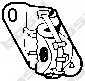 Резиновые полоски системы выпуска BOSAL 255-172 - изображение