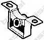 Резиновые полоски системы выпуска BOSAL 255-180 - изображение