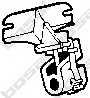 Резиновые полоски системы выпуска BOSAL 255-191 - изображение
