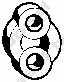 Резиновые полоски системы выпуска BOSAL 255-335 - изображение