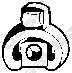 Резиновые полоски системы выпуска BOSAL 255-394 - изображение