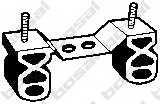 Резиновые полоски системы выпуска BOSAL 255-542 - изображение