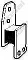 Резиновые полоски системы выпуска BOSAL 255-600 - изображение