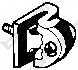 Резиновые полоски системы выпуска BOSAL 255-610 - изображение