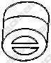 Резиновые полоски системы выпуска BOSAL 255-681 - изображение