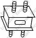 Резиновые полоски системы выпуска BOSAL 255-726 - изображение