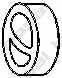 Резиновые полоски системы выпуска BOSAL 255-766 - изображение