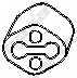 Резиновые полоски системы выпуска BOSAL 255-891 - изображение