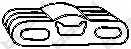 Резиновые полоски системы выпуска BOSAL 255-911 - изображение